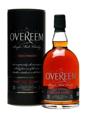 Overeem Port Cask #029 Cask Strength
