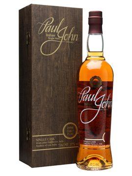 Paul John Single Cask Indian Whisky