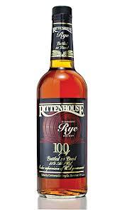 Rittenhouse Rye Bottled in Bond
