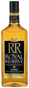Royal Reserve Canadian Rye Whiskey