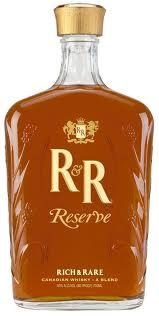 Sazerac Rich and Rare Reserve