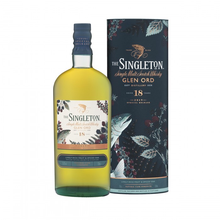 The Singleton of Glen Ord 18 Years Old