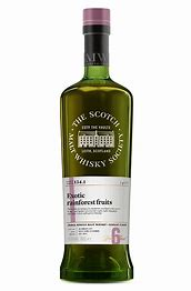 SMWS 134.1 Exotic rainforest fruits 6 Years Old