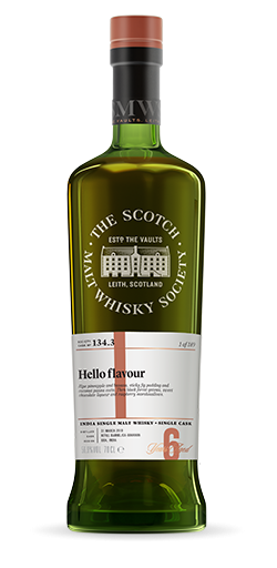 SMWS 134.3 Hello flavour 6 Years Old