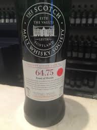 SMWS 64.75 Feast of Fruits