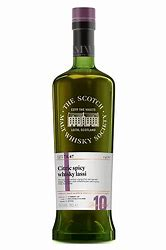 SMWS 71.47 Citrusy spicy whisky lassi