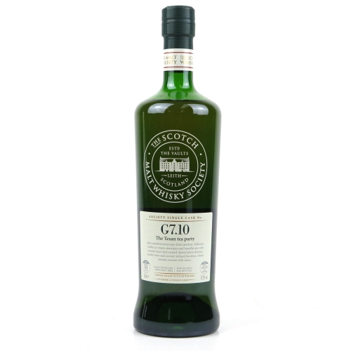 SMWS G7.10 The Texan tea party 31 Years Old