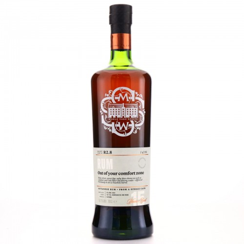 SMWS R2.8 Out of your comfort zone 15 Years Old