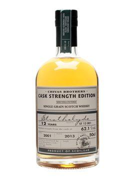 Strathclyde 2001 12 Years Old Single Grain Whisky Cask Strength