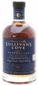 Sullivans Cove Cask Strength 11 Years Old