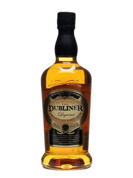 The Dubliner Irish Whiskey Liqueur