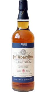Tullibardine 1988 Vintage