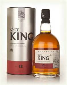 Wemyss Spice King 12 Years Old