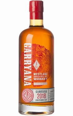 Westland Garryana Edition 3.1, Single Malt Whiskey