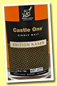 Whisky Castle Edition Kaser Castle One Single Malt