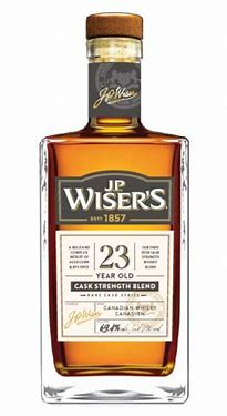Wiser's 23 Years Old