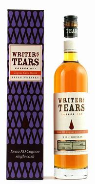 Writers Tears Calvados Finish