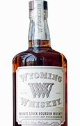 Wyoming Whiskey, Private Stock Bourbon Whiskey